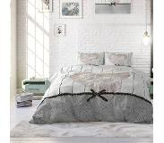 Dreamhouse Bedding Dekbedovertrek DreamHouse Bedding Love Anyway 1-persoons (140 x 220 cm