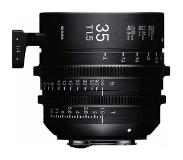 Sigma 35MM T1.5 FF F/CE Cine FF High Speed Prime FF Canon EF Metric