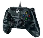 Microsoft Wired Deluxe Controller Xbox One/PC (Zwart)