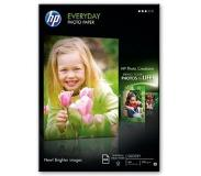 HP Everyday glanzend fotopapier, 100 vel, A4/210 x 297 mm