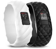 Garmin Vivifit 3 Wristband activity tracker Zwart, Wit Draadloos