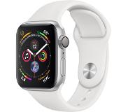 Apple Watch Series 4 smartwatch Zilver OLED GPS