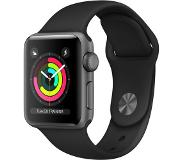 Apple Watch Series 3 smartwatch Grijs OLED GPS