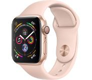 Apple Watch Series 4 smartwatch Goud OLED GPS
