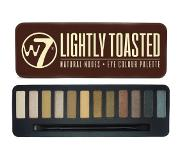 W7 Eyeshadow Pallet Lightly Toasted