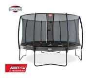 BERG Trampoline BERG Elite Grey 430 Tattoo + Safety Net Deluxe