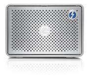 G-TECH G-Technology Thunderbolt 3 Removable 8 TB silver