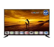 HKC -Yasin 43E5000 43 inch Full HD Smart TV