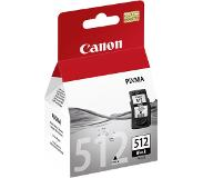 Canon Black Ink Cartridge PG-512 BL w/Sec