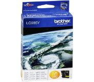Brother Ink Cartridge Lc985Y Yellow 260 Pages