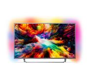 Philips 7300 series Ultraslanke 4K UHD LED Android TV 55PUS7303/12