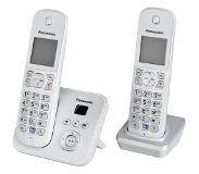 Panasonic KX-TG6822GS parel zilver