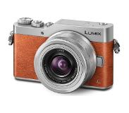 Panasonic Lumix DC-GX800 Body + 12-32mm - Oranje