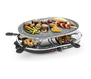 Princess 162720 Raclette 8 Oval & Grill
