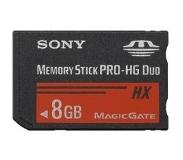 Sony Memory Stick Pro HG Duo HX 8GB 50MB/s