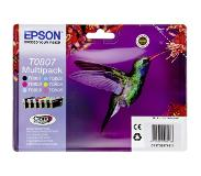 Epson Ink Cartridge T0807 Multipack 122219