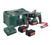 Metabo KHA 18 LTX Set boorhamer 1100 RPM
