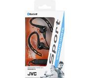 JVC BlueTooth Headphone HAEC20BTBE Black