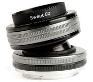 Lensbaby Composer pro II Micro Four Thirds met Sweet 50