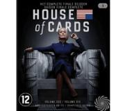 Kolmio Media House Of Cards - Seizoen 6 | Blu-ray