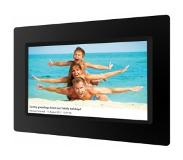 "Braun Photo Technik ""Digiframe 1010 WiFi"" Digital Picture Frame, black"
