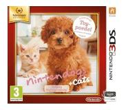 Nintendo Nintendogs + Cats - Toy Poodle