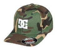 DC-Shoes - Cap Star - Flexfit Cap voor Jongens 8-16