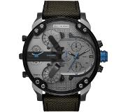 Diesel DZ7420 Herenhorloge Mr. Daddy 2.0 met chronograaf 57 mm