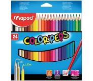 Maped KLEURPOTLOOD COLORPEPS 24X