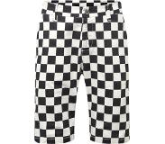 Urban Classics Broek 'Check Twill Shorts'