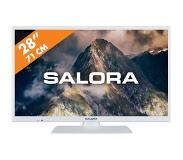 "Salora 5000 series 28HSW5012 LED TV 71,1 cm (28"") WXGA Smart TV Wit"
