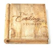 Riviera Maison Cooking Stories Chopping Board snijplank Cooking Stories Bruin