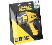 Black & Decker Stanley LED Zaklamp Oplaadbaar - 600 Lumen