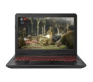 "Asus TUF Gaming FX504GD-DM1214T notebook Zwart 39,6 cm (15.6"") 1920 x 1080 Pixels 2,20 GHz Intel 8ste generatie Core i7 i7-8750H"