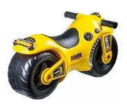 Playfun loopfiets motor Junior Geel