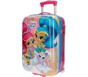 Nickelodeon trolley Shimmer and Shine 33 liter meisjes roze