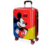 Disney trolley Mickey Mouse 44 liter rood