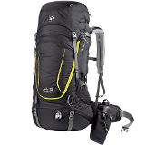 Jack Wolfskin Men's Highland Trail XT - Backpack - 50 Liter - Zwart - Mannen