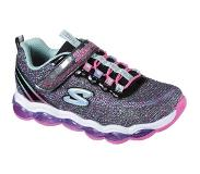 SKECHERS Glimmer Lights Sneakers Kinderen - Black Multi