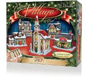 Wrebbit 3D Puzzle - Christmas Village (116)