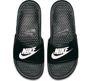 "Nike Benassi ""Just Do It."" Sandal Slippers Unisex - Zwart"