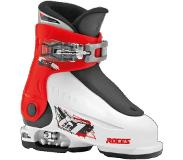 Roces skischoenen Idea Up junior wit/zwart/rood maat 25-29