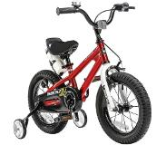 RoyalBaby Freestyle 16 Inch 21 cm Jongens V-Brake Rood