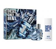 Diesel Only The Brave Pour Homme geschenkset