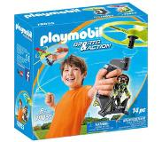Playmobil 70055 Playmobil Outdoor Action propeller 70055
