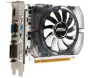 MSI N730K-2GD3/OCV1 GeForce GT 730 2 GB GDDR3
