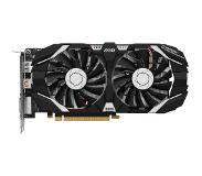 MSI 912-V328-081 videokaart GeForce GTX 1060 3 GB GDDR5