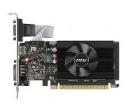 MSI VGA GT710-2GD3LP PCI-EXP 2GB DDR3 HDMI DVI-D VGA
