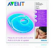 Philips AVENT SCF258/02 Thermokompressen 2-in-1