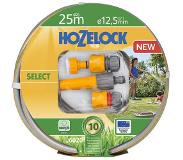 Hozelock Select 25 meter (Ø 12,5 mm) tuinslang met koppelingen